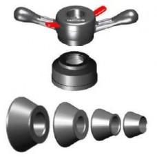 Базовый комплект конусов (4 ед.) со стандартным углом для балансировочных стендов HUNTER 20-1167-1
