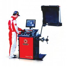 Балансировочный стенд BRIGHT CB968B автомат с LCD дисплеем BRIGHT CB968B