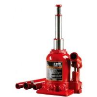 Домкрат бутылочный низкопрофильный двухштоковый 2т 150-370 мм TF0202 TORIN TF0202