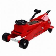 Домкрат подкатной профессиональный 3т с педалью 145-500 мм T83502 TORIN T83502