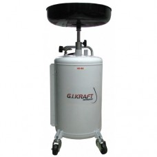 Установка для слива масла (80л.) G.I. KRAFT HD-80
