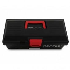 Ящик для инструмента 2 секции (пластик) 380(L)x178(W)x143(H)mm Toptul TBAE0201