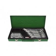 Набор ключей комбинированных 16 шт. 6-24мм (metal box) Toptul GAAD1603