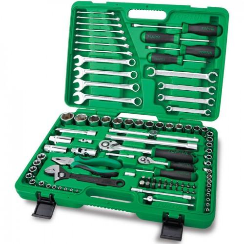 Универсальный набор инструмента TOPTUL 96ед. GCAI9601