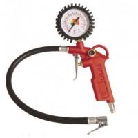 Пистолет для подкачки колес с манометром 63мм (блистер) HS-B1026  PT-0503