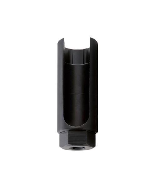 Головка для снятия датчика кислорода 22мм Toptul JDAQ0122
