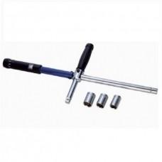 Ключ динамометрический крестообразный разборной 70-170Nm.