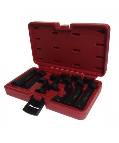 Набор головок для снятия форсунок и кислородных датчиков 10ед.