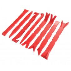 Набор съемников для демонтажа облицовочных панелей, 8 ед.