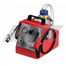 Установка для прокачки тормозов с электроприводом (12В)