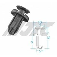 Автомобильная пластиковая клипса (для бампера TOYOTA, LEXUS ) ( уп 100 шт.)