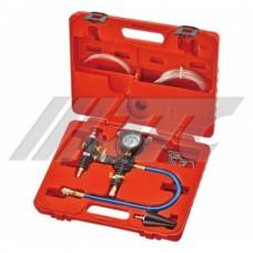 Набор для вакуумной откачки и замены жидкости в системе охлаждения