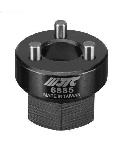Головка для регулировочного винта электроусилителя рулевой рейки (BENZ, BMW)