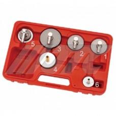 Набор адаптеров для прокачки тормозной системы