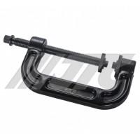 Струбцина С-типа для замены сайлентблоков и резиновых втулок (95ммX200мм)