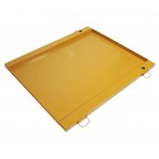 Дренажный лоток металлический для ES809