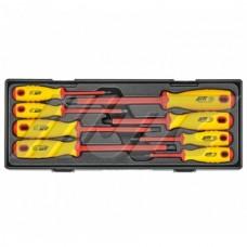 Набор отверток диэлектрических SL3.0-SL5.5, PH0-PH1 7ед