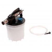 Приспособление для откачки тормозной жидкости пневматическое 1025 JTC