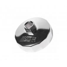 Съемник масляного фильтра 14гр./74мм МВ, ВМW, AUDI, VW, OPEL, HYUNDAY, KIA 1235 JTC