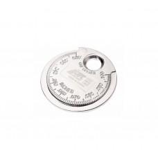 Приспособление для проверки зазора между элетродами свечи накала (монета) 1507 JTC
