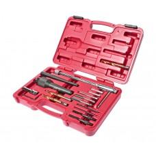 Набор инструментов для извлечения свечей накаливания и реставрации резьбы. 4054 JTC
