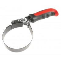 Ключ для снятия масляного фильтра усиленный 85~95мм 4247 JTC