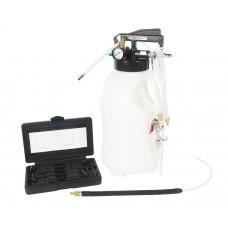 Приспособление для перекачивания масла и технических жидкостей 10л с пневматическим приводом 4252 JTC