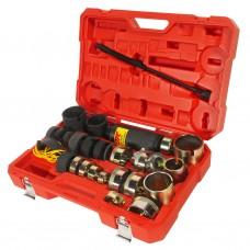 Набор для снятия/установки сайлентблоков подрамника с гидравлическим цилиндром (BMW) 4376 JTC