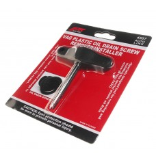 Ключ для пластиковых маслосливных пробок VAG 4507 JTC