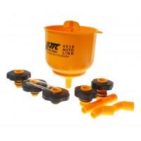 Приспособление для заправки охлаждающей жидкостью 4510 JTC