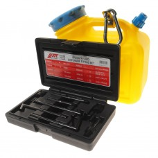 Приспособлнение для заправки АКПП маслом с набором адаптеров (8 ед.) 4539 JTC
