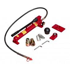 Комплект для правки кузова гидравлический 10т 38предметов HB610 JTC