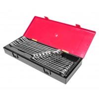 Набор ключей рожково-накидных 6-23мм., европейский стандарт 17ед K6172 JTC