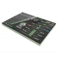 Набор инструментов (2 секция) US2040 JTC