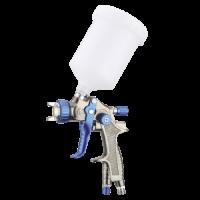 Пистолет покрасочный пневматический LVLP верх. п/б, 1,3мм AUARITA L-897-1.3