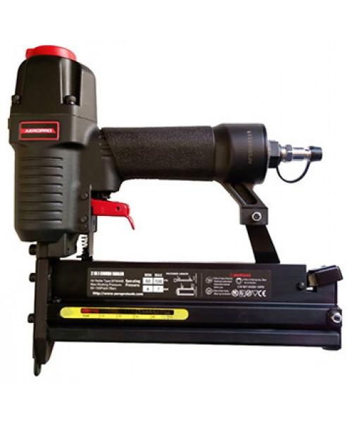 Степлер пневматический комбинированный (скоба 5.7*16-40, гвоздь 1.00*1.25;10-50) AEROPRO SF5040E