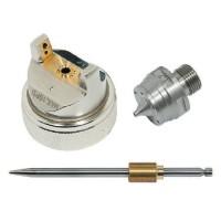 Сменный комплект форсунки для краскопультов H-923, диаметр 1,3мм AUARITA NS-H-923-1.3