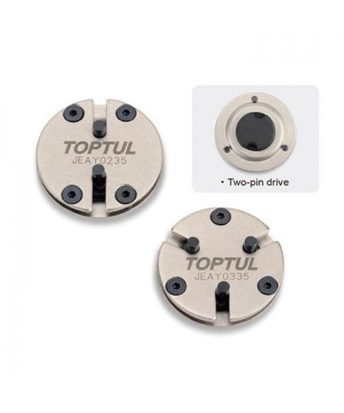 Комплект для обслуживания тормозных цилиндров TOPTUL 2 ед. JGAR0202