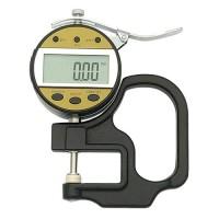 Цифровой индикаторный толщиномер 0-12.7 мм (0.01мм) PROTESTER 5317-10