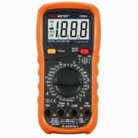 Профессиональный мультиметр с термопарой PROTESTER PM64