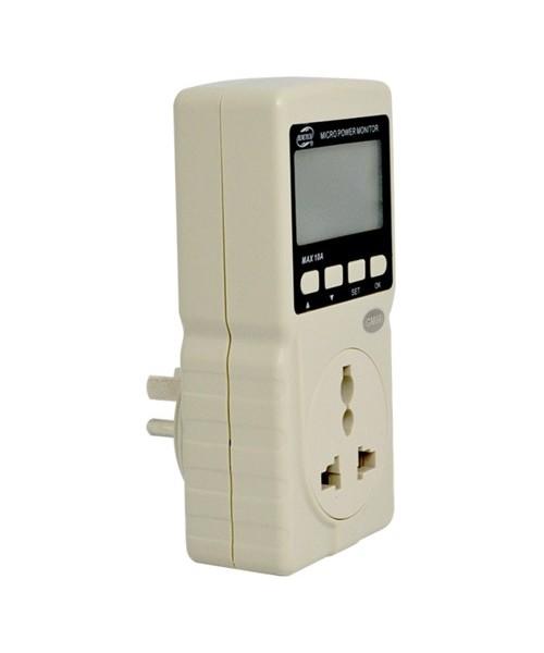 Ваттметр цифровой бытовой 10A BENETECH GM86