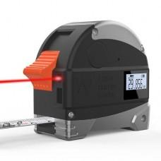 Лазерная рулетка 30м (дальномер) 2-в-1 5м/30м PROTESTER LT30B