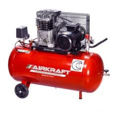 Компрессор 100 л, 360л/мин, 220В, 2,2кВт AIRKRAFT AK100-360M-220-ITALY