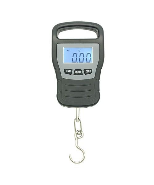 Весы ручные цифровые 50кг PROTESTER AMCS-50