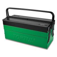 Переносной ящик для инструментов 5 секций TOPTUL TBAC530K