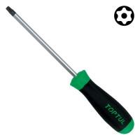 Отвертка TORX T20 с отверстием  TOPTUL FEAB2010