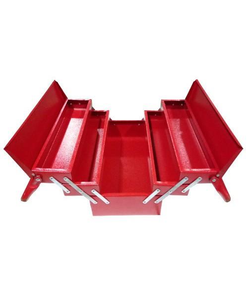 Металлический инструментальный ящик 330мм 5 отсеков (Харьков) ЯЩ330-5
