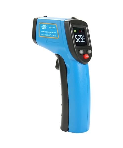 Бесконтактный термометр (пирометр) -50-530°C BENETECH GM533A