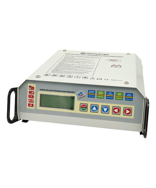 Инверторное зарядное устройство 12V, макс. ток 150A, 220V PROTESTER IPS-7PRO