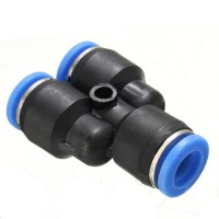 Соединение цанговое для полиуретановых шлангов Y-образное 5мм AIRKRAFT SPY05